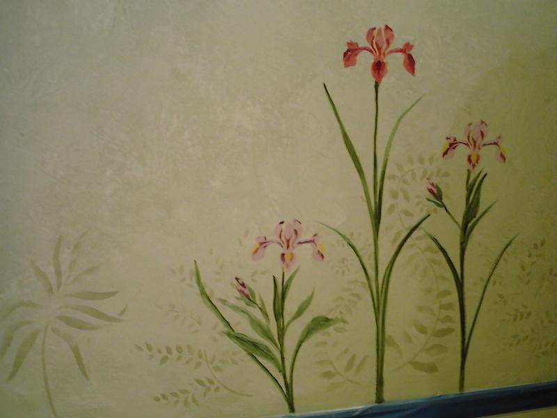 Baseboard_flowers