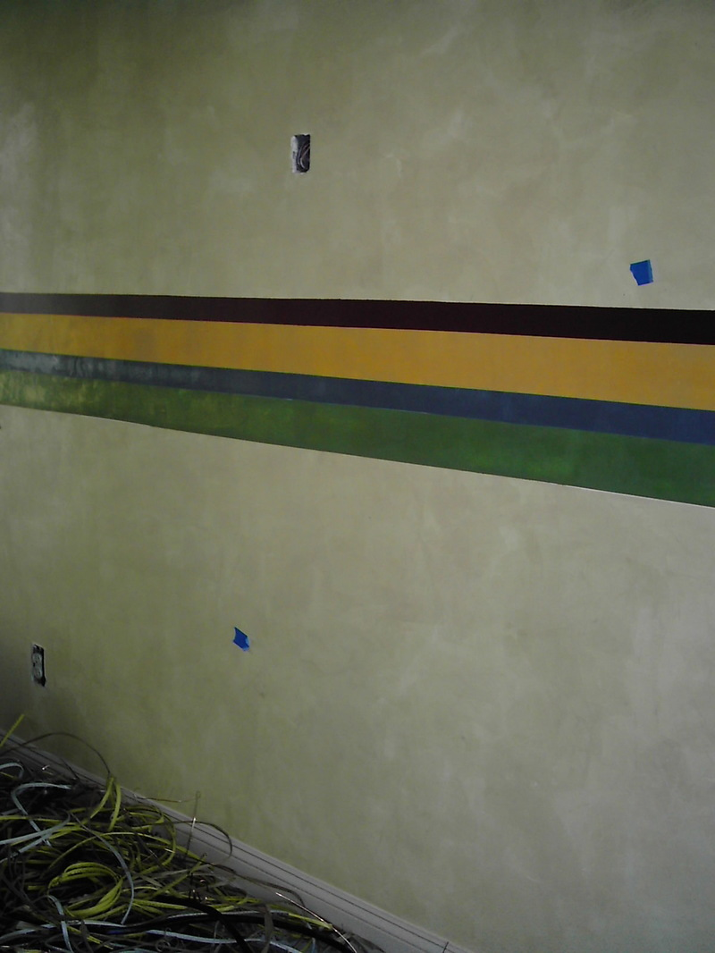 Foyerwallsection