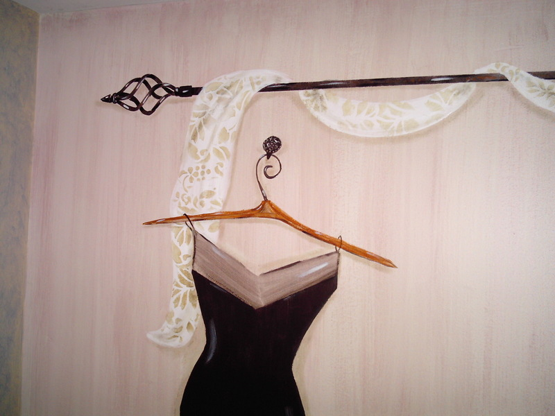 Draped_fabricdress