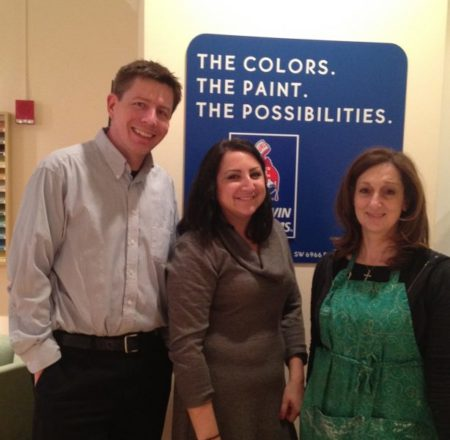 Kevin Kiley, Heather Bourgeois, and Rima Bechara