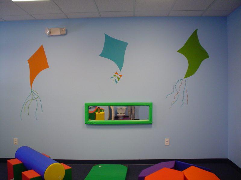 Kite wall