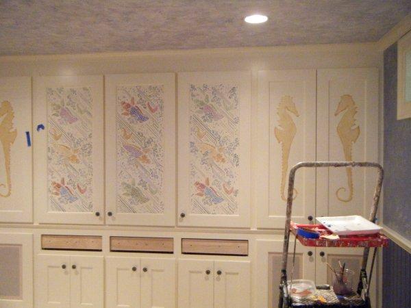 Main panels