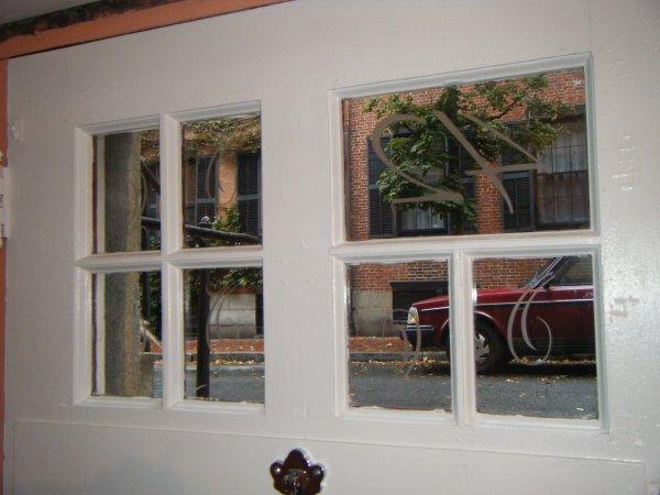 Window done