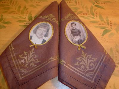 Both napkins