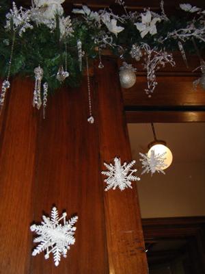 Snowflakes:crystals