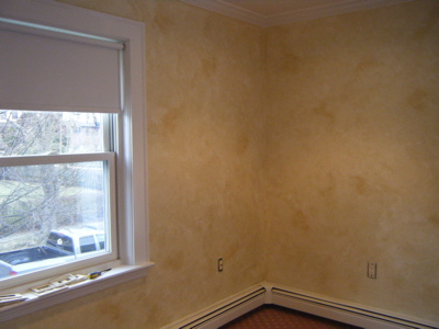 Last 2 walls done