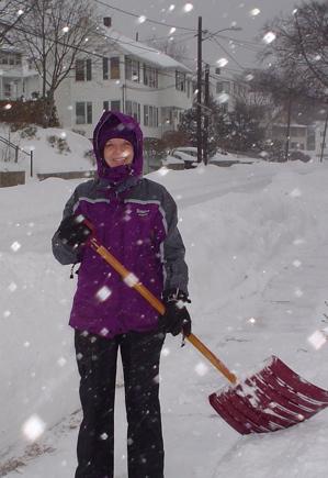 Queen of the shovel
