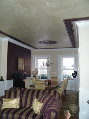 LRDR ceiling