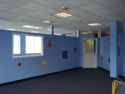Full wall shapes