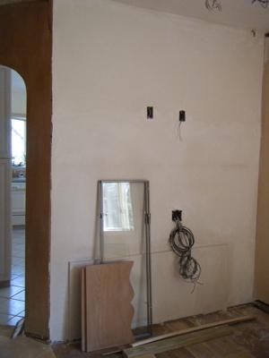 New wall1