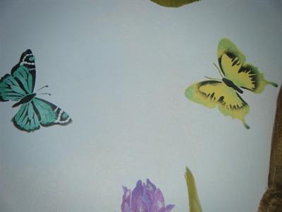 Prettier butterflies