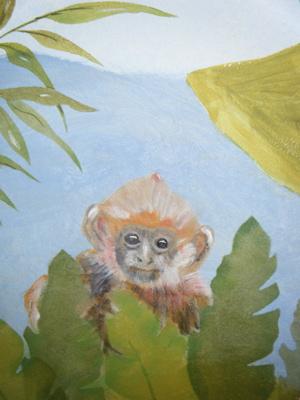 2nd monkey
