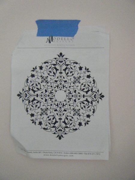 Modello design sheet