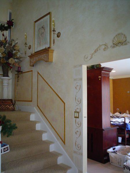 Doorway to office b4