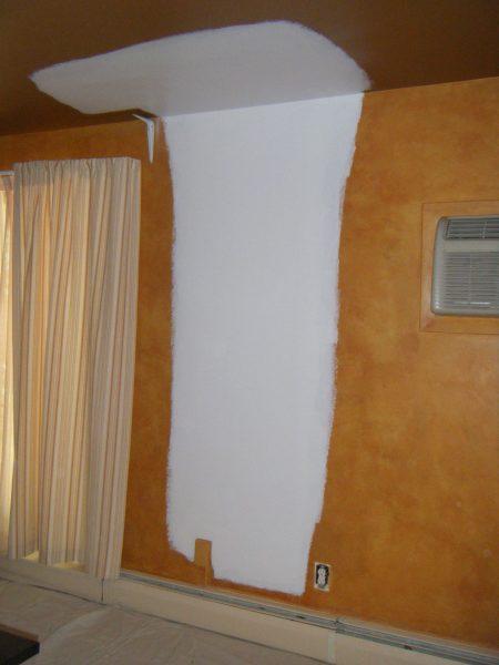 B4 wall