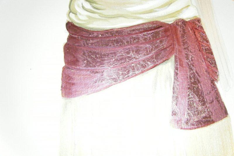 Foiled sash