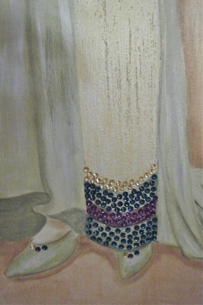 Gr dress sash