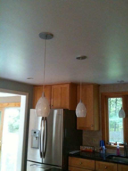 Kit ceiling
