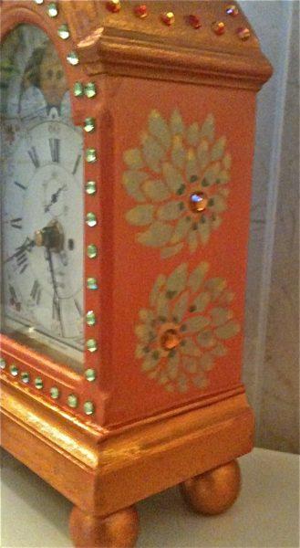 Clock side 2