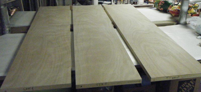 Blank panels 1
