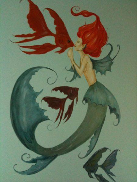 Nov Mermaid