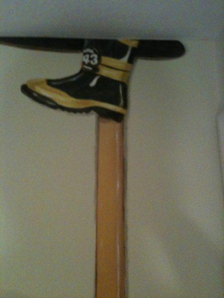 Nov fireman boot