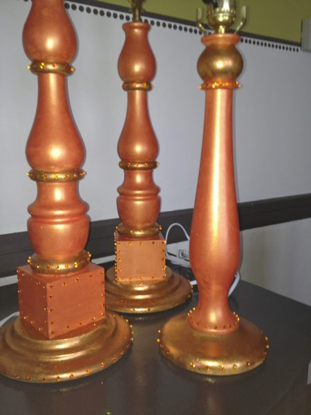 Lamp bases