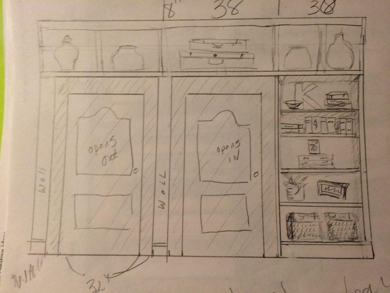 Rough sketch 1