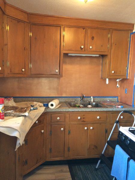 Copper in progress